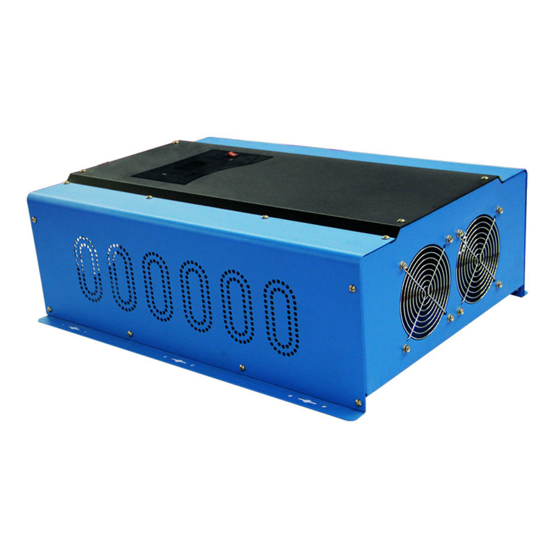PSW7 12kW 48V 220vac/240vac DC to AC Power Inverter Pure Sine Wave 12000w Off Grid Solar Inverter Built in Battery Charger solar power on grid tie mini 300w inverter with mppt funciton dc 10 8 30v input to ac output no extra shipping fee