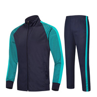 Blank Version Football Training Suit Soccer Jersey Shorts Men Short Sleeved Tracksuit Sportswear Customized Number And