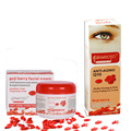 Q10 Goji facial cream eyes cream Goji cream face Whitening skin care Anti wrinkle eye cream Remove dark circles under eyes