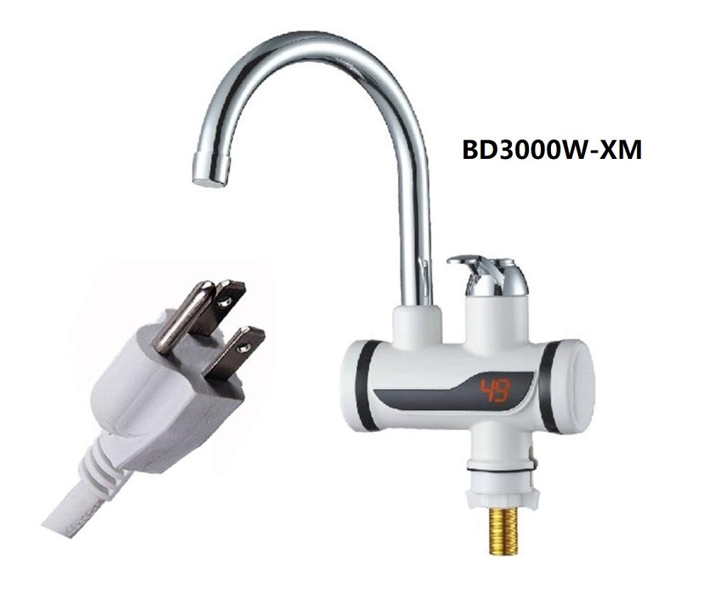 473-bd3000w-x, Tankless Elektrische Wasser Heizung 220 V, Schnelle Elektrische Heizung Wasserhahn, Inetant Elektrische Heizung Wasser Wasserhahn Modernes Design