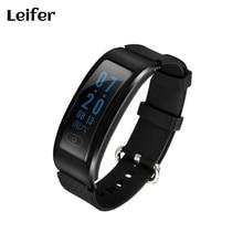 DF23 Смарт часы браслет IP67 Водонепроницаемый Bluetooth 4.0 здоровья браслет Сенсорный экран Смарт-браслет для iOS и Android