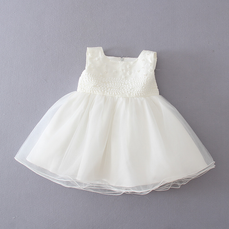 White summer dress 12 months
