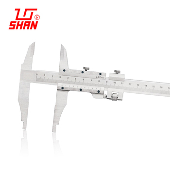 III type vernier caliper 0-200 0-300 mm factory direct high precision carbon steel stainless steel vernier calipers measuring