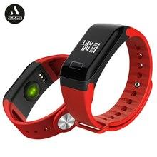 Асса Фитнес Tracker браслет Heart Rate Мониторы F1 шагомер часы Шагомер Приборы для измерения артериального давления Спорт Часы для Для мужчин наручные часы