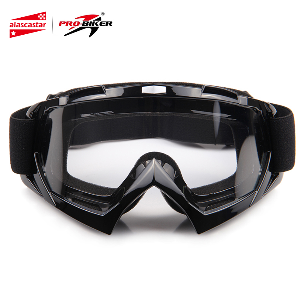 Pro-biker Motorcycle Motocross Dirt Bike Off-Road Riding Goggles Windproof Anti-UV Snowboard Ski Downhill Skate Glasses Eyewear все цены