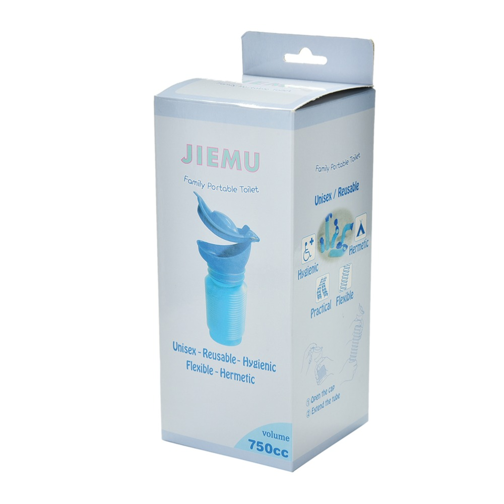Portable Potty Urinal Car Toilet Camping Travel Urination For Adult ...