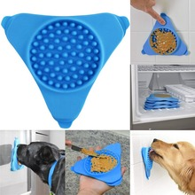 Slow Feederdog Bath Buddy Dog Buddy Dog Lick Pad Pet Bath Products Transfer Plate Pet Bath Fixed Suction Silicone Cup Bowl ботинки buddy dog