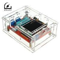 Zeast Multifunctional Tester TFT GM328 Transistor Tester Diode Capacitance ESR Meter PWM Square Wave Signal Generator