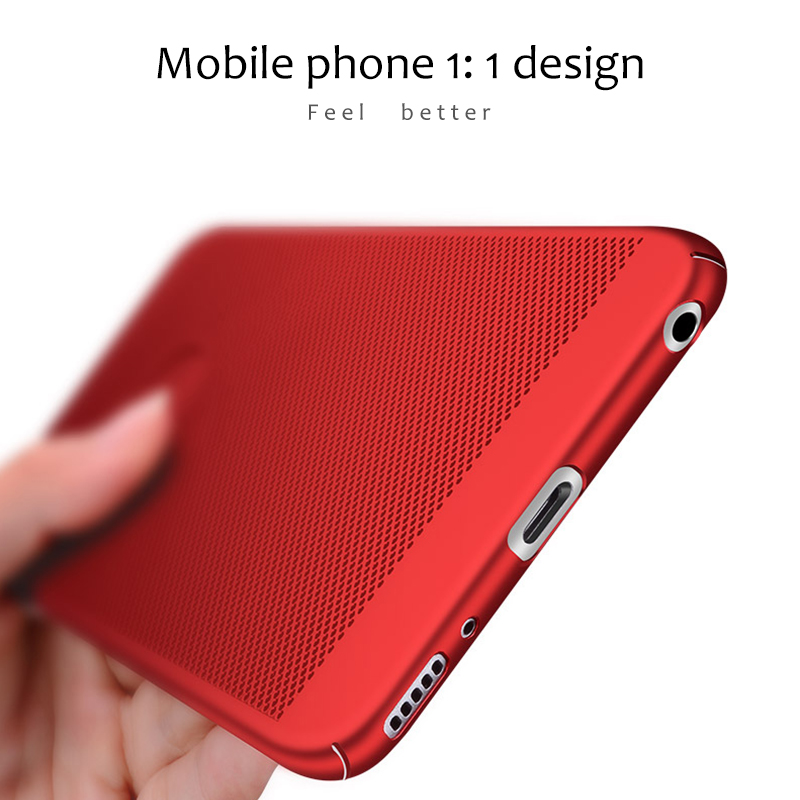 Heat Dissipation <font><b>Case</b></font> For <font><b>Samsung</b></font> Galaxy A8 Plus 2018 <font><b>A5</b></font> A3 A7 2017 J5 <font><b>2016</b></font> S8 S9 Plus S6 S7 Edge <font><b>Hard</b></font> PC Cover Shell Coque image