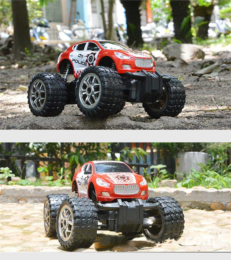 RC Car Bigfoot Doodle Climbing Car Toys 4 Wheel Drive Remote Control Car Structure Sport Utility Vehicle Model Kids Best Gift (9)