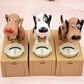 Роботизированная голодная собака Banco Canino  копилка для денег  автоматическая копилка для монет  копилка  копилка для денег  подарок для ребен...