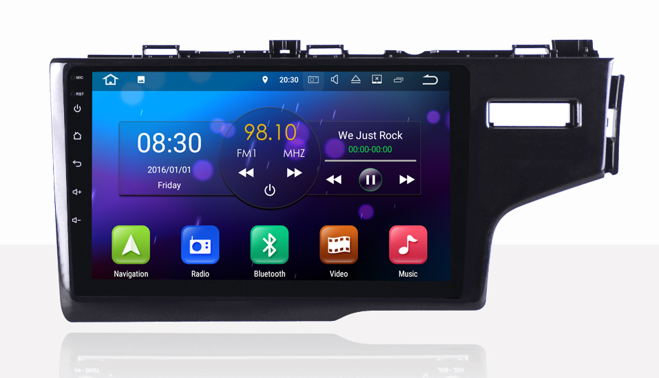 10 1 Inch Android 8 0 System 2g Ram Car Radio Gps