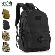 Moda 40 litros camuflaje montañismo mochila de viaje mujer hombre impermeable estudiante bolsas de ocio bolsa de Ordenador Portátil de Los Hombres