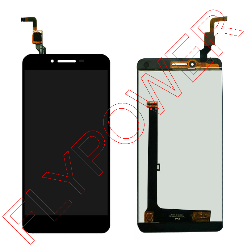 For Lenovo Vibe K5 Plus A6020 a46 LCD  Display Screen With Touch Screen Digitizer Assembly In Black/white/ Gold Color аксессуар чехол lenovo k10 vibe c2 k10a40 zibelino classico black zcl len k10a40 blk