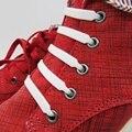 12 unids/set 2016 nuevo diseño cordones plana bloqueo perezoso no atar cordones de los zapatos cordones de los zapatos de silicona elástica todas las zapatillas de deporte fit correa N000