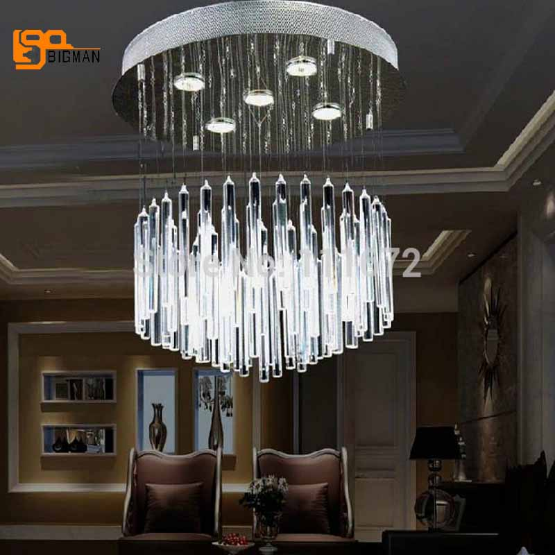 hot sales flush mount contemporary crystal light bedroom chandelier ...