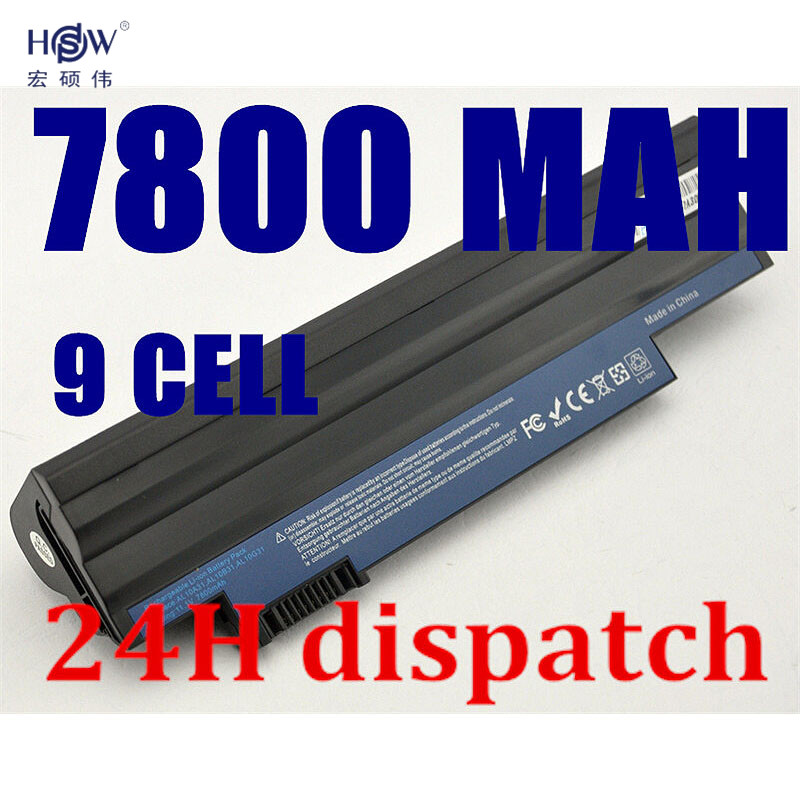 все цены на HSW 9cells battery for Acer Aspire One 522 D255 722 AOD255 AOD260 D255E D257 D257E D260 D270 E100 AL10A31 AL10B31 AL10G31 онлайн