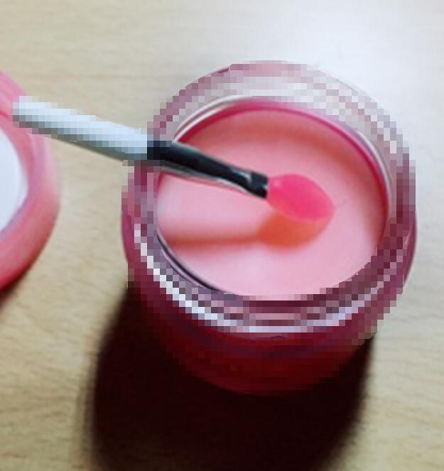 Marke L Rosa Spezielle Care lip maske balsam Feuchtigkeitsspendende Top qualität freies schiff keine maske