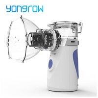 Yongrow Medical Nebulizer Handheld Asthma Inhaler Atomizer for children health care usb mini Portable Nebulizer