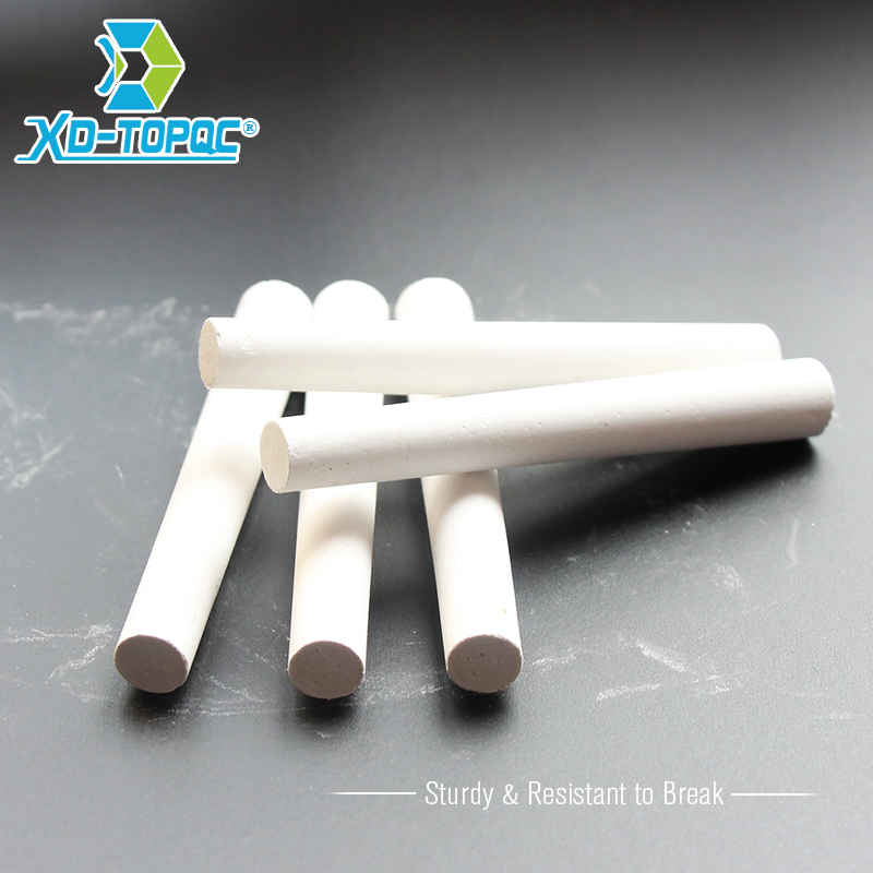 XinDi Dustless White Drawing Chalk For School Education Chalks High Quality Stationary Office Supplies Marker White Tizas CK03