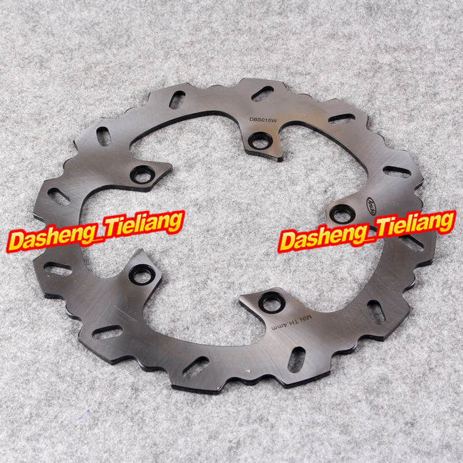 Front Brake Disc Rotor For Suzuki AN BURGMAN 250 400 twin disk 400 ABS 650 wotefusi rear brake disc rotor for fjs 400 600 silverwing sw t 400 a9 scooter c abs [mt104]
