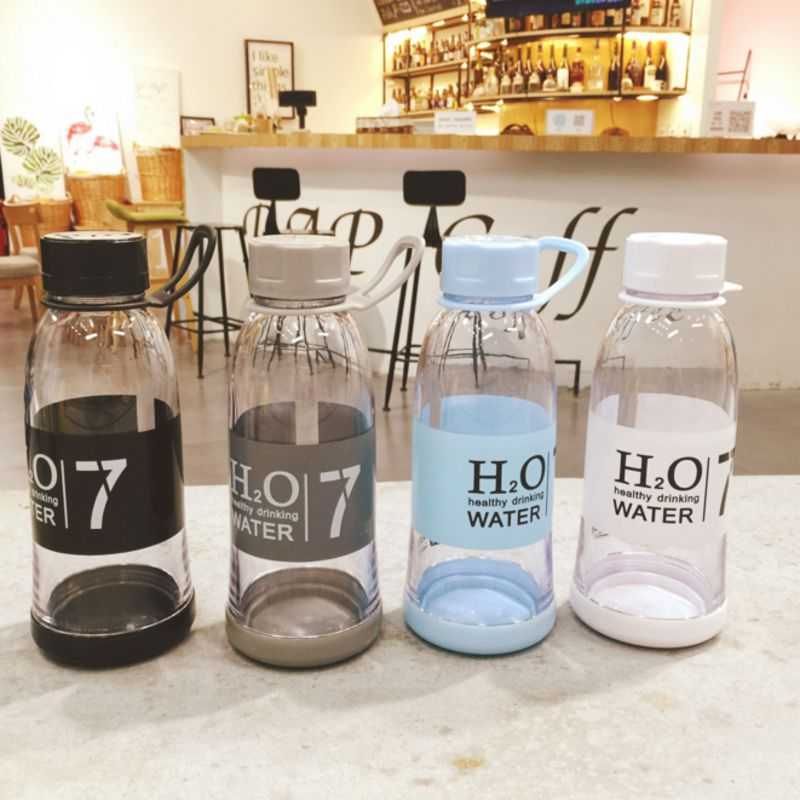 new 500ml water bottle lover fashion bottles my portable bootle Non toxic botle plastic  ...