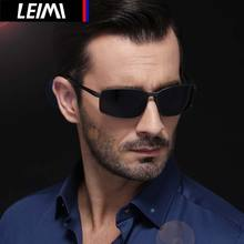 LEIMI Brand Designer Sunglasses Men HD Polarized Lens Male Sun Glasses Eyewear Accessories gafas oculos de sol masculino стоимость