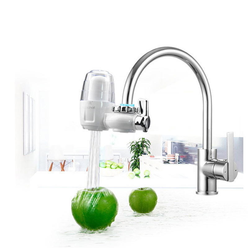 Water Filter for Household Brand Tap Faucet Water Filter Diatom Ceramic Filter Kitchen Bathroom Water Purification WF002