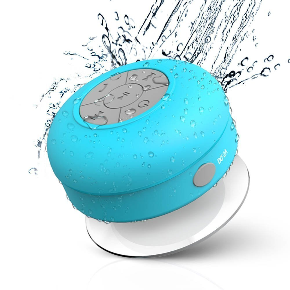 Bluetooth Speaker Portable Mini Wireless Waterproof Shower Speakers For Phone MP3 Bluetooth Receiver Hand Free Car Speake