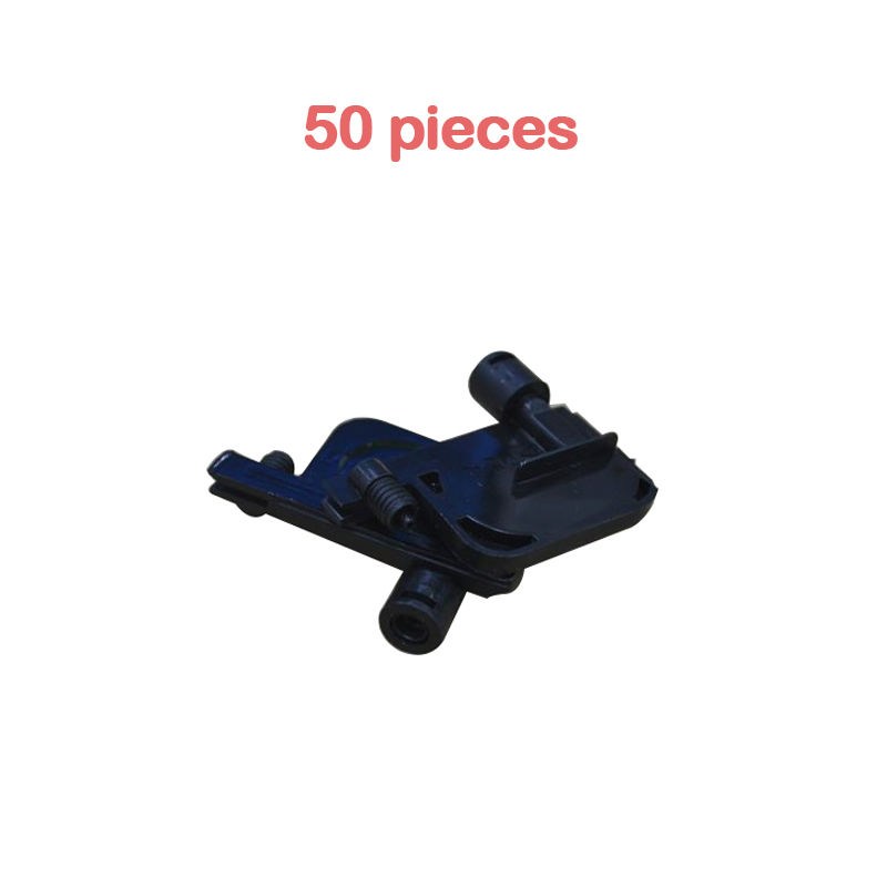 50x UV small ink Damper circularity head for Epson R1800 1900 1390 2400 1100 DX4 printers eco solvent for Roland Mutoh Mimaki ink filtering damper with pipeline for epson r330 r290 t50 l800 uv flatbed printer