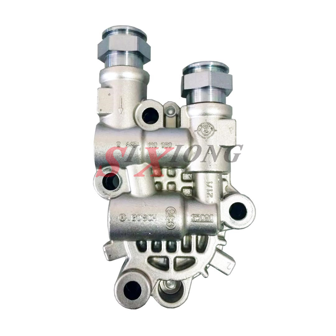 US $240 0 |0440020095 Gear Pump Feed Pump Fuel Transfer Pump For Bosch  0445020007 CP3 Fuel Pump For Cummins Engine-in Truck Engine from  Automobiles &
