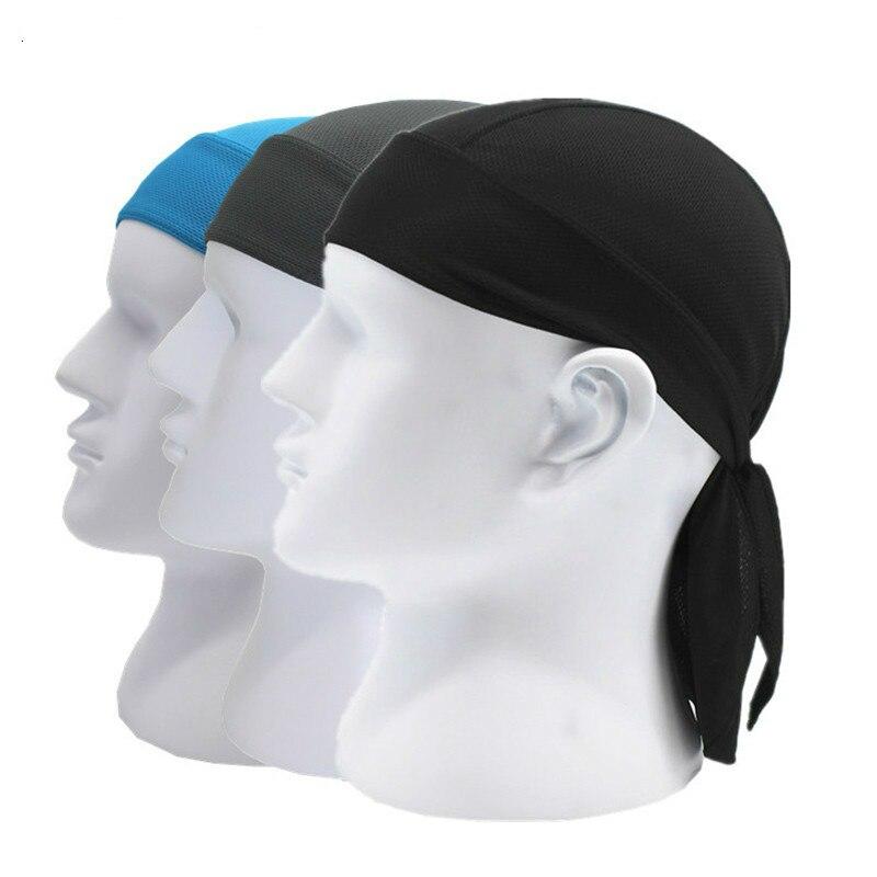 Motorcycle Face Mask Summer Quick-dry Motorcycle Biker Bandana Pirate Cap Head Wrap Do-rag Headwrap Headscarf Hip Hop Head Scarf