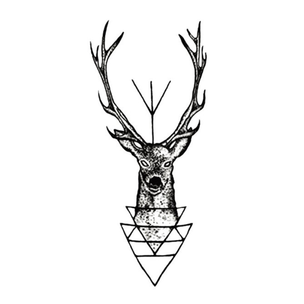 Popular Antler Tattoo-Buy Cheap Antler Tattoo lots from China Antler Tattoo suppliers on