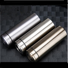 Thermos Stainless Steel Keep Hot and Clod Christmas Gifts 450ml tea Coffee Mugs Stainless Plain Office Teacups