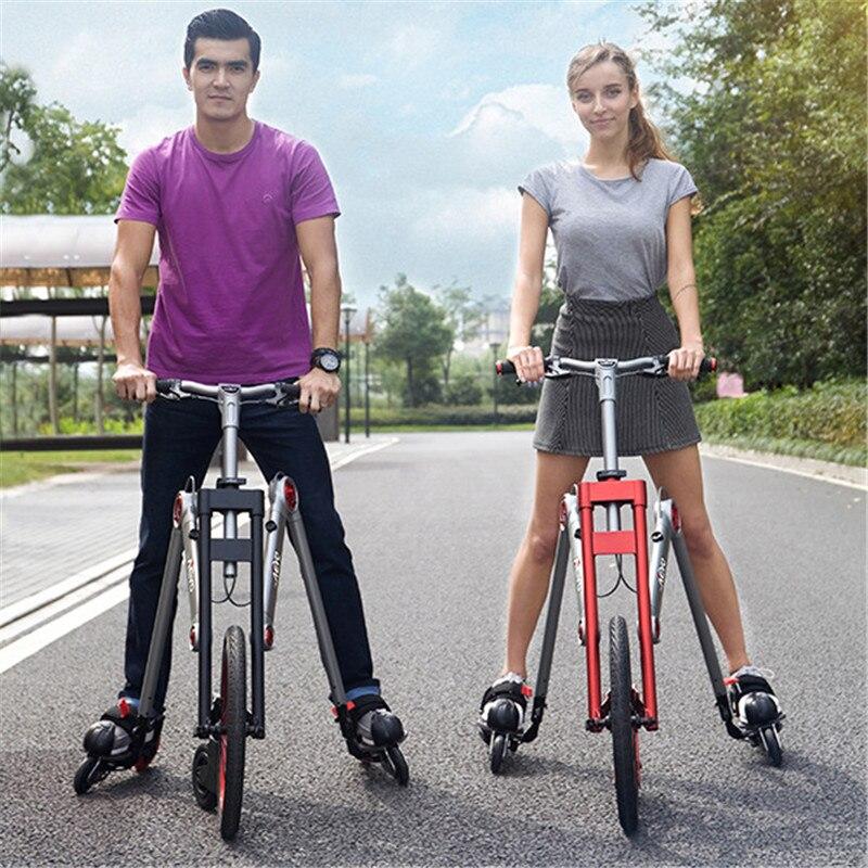 Uusi merkki Toisen sukupolven 3-pyöräinen luistelupyörä - Pyöräily - Valokuva 5