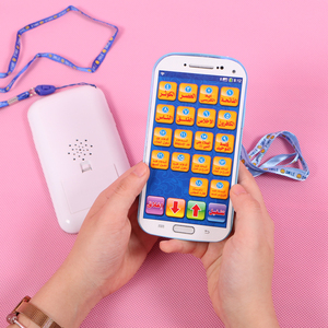 Image 3 - Learning Phone Toys Arabic 18 Chapters Holy Quran For Muslim Children Early Educational Learning Machine With Light Learning Toy