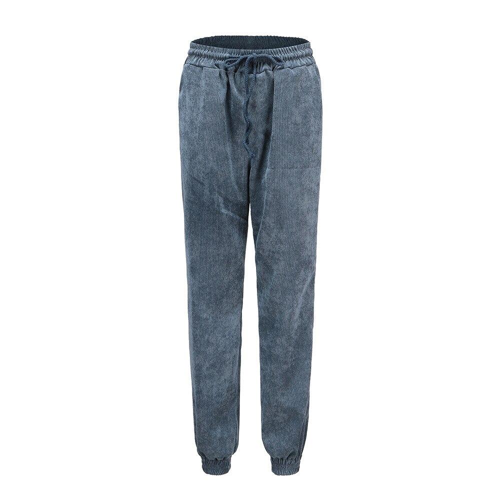 Frauen langlebig genug für ihre tägliche tragen Casual Sport Hosen Hosen Damen Lose Hosen Harajuku # durch