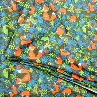 Цифровая печать водостойкая ткань для подгузников материал дышащий ТПУ ткань DIY детские подгузники Влажные Сумки fraldas de treinamento