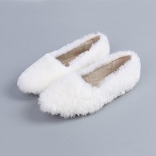 Купить с кэшбэком New flat-bottomed women's shoes for autumn and winter 2018 Casual  women shoes  flat shoes women  oxford shoes for women