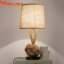 Винтажный Настольный светильник de mesa винтажные mesalamps