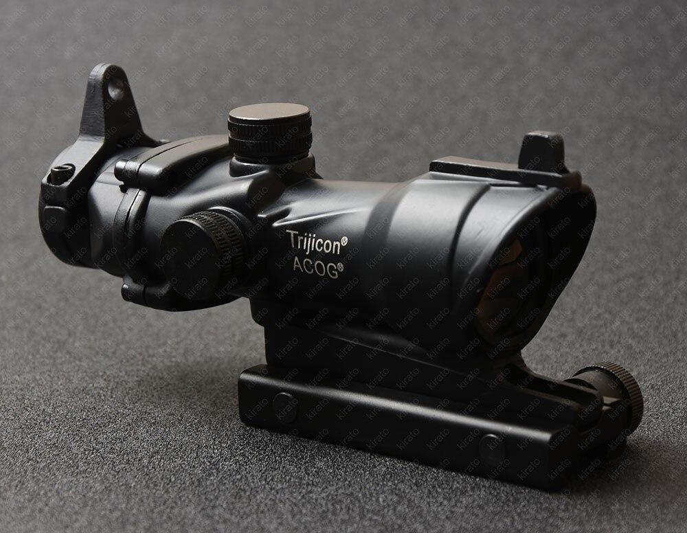 Tactical trijicon acog Art 4x32 Gewehre Umfang mit Picatinny Schiene Montieren Basis M2833-in Zielfernrohre aus Sport und Unterhaltung bei AliExpress - 11.11_Doppel-11Tag der Singles 1