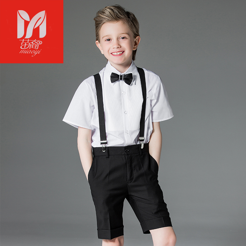 Hot sale! 2017 Summer style Children clothing sets  boys   shirts+shorts pants sports suit kids clothes