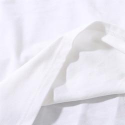 2019 Summer Couples Lovers T-Shirt for Women Casual White Tops Tshirt Women T Shirt Love Heart Embroidery Print T-Shirt Female 5
