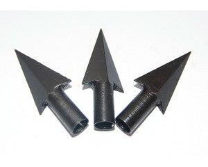 6/12 шт. новые черные винтажные стрелы, пальто, стрелы с наружным диаметром 8 мм