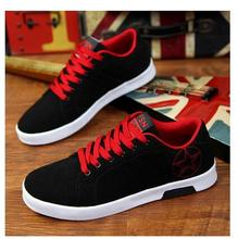 2016 new spring summer Men's casual shoes breathable fashion men canvas shoes man flats asd54