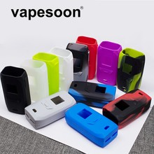 20pcs/lot Protective Silicone Case For Vaporesso Revenger Kit Revenger 220 Mod Colorful Silicone Case