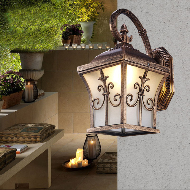 Solar Powered Outdoor Lighting Fixtures Solar power led porch lights outdoor sconces wall outdoor lights solar power led porch lights outdoor sconces wall outdoor lights waterproof outdoor wall light for villa workwithnaturefo
