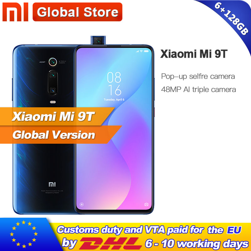 Global ROM Xiaomi Redmi Note 7 64GB ROM 6GB RAM 2340 1080 6 3 Full Screen