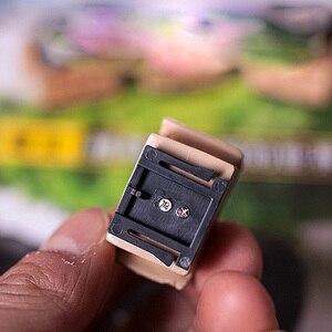 Image 5 - Gosear 3D kreskówka kot kształt gorącej stopki Hotshoe pokrywa dla Nikon Canon Fujifilm Samsung Panasonic Leica Olympus