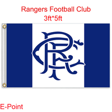 Scotland (Scottish Premier League) Rangers FC hanging decoration Flag A 3ft*5ft (150cm*90cm)